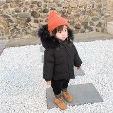 宝宝棉服男童冬装加厚棉衣保暖婴儿棉袄小童外套儿童衣服一件待发