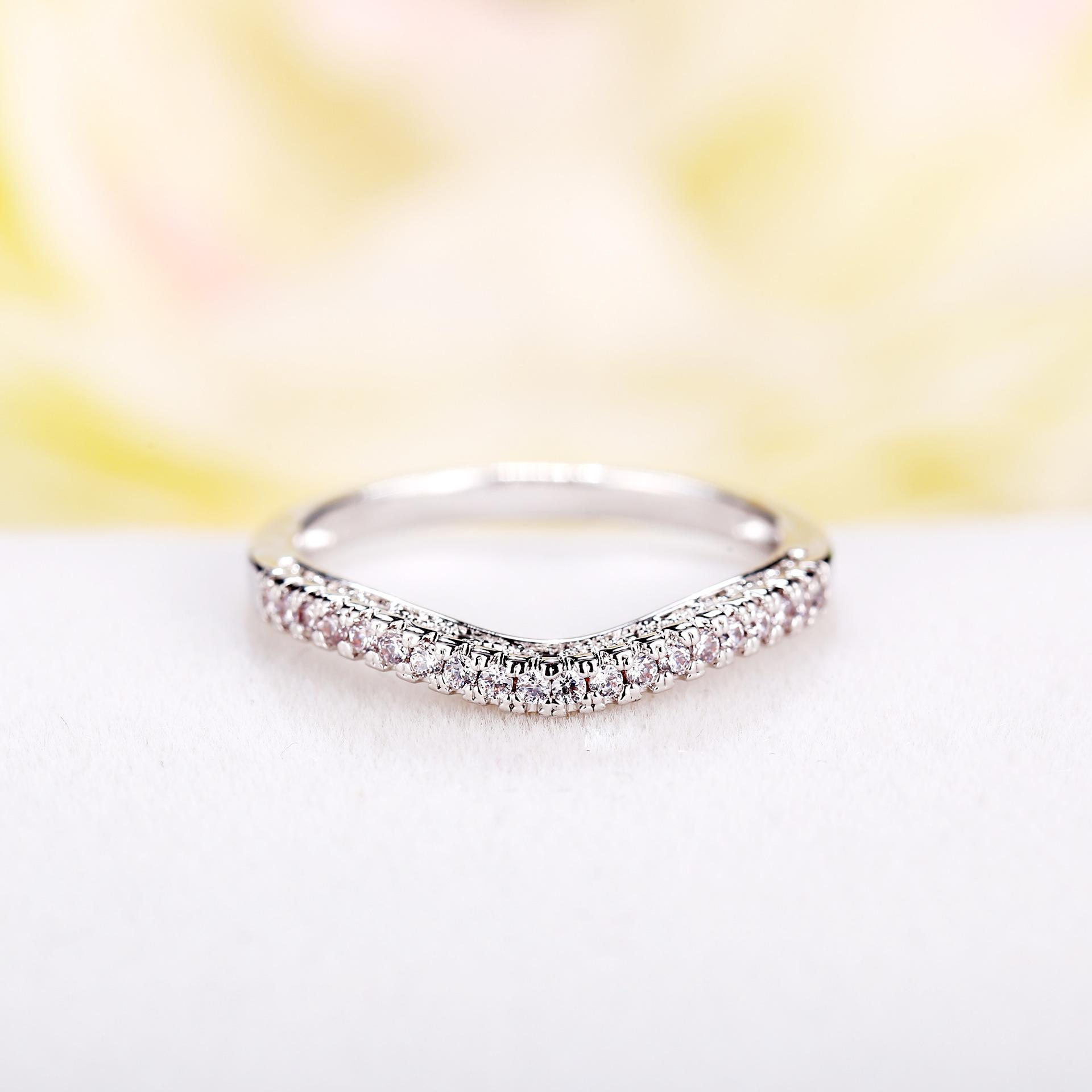 Alloy Fashion Geometric Ring  (Alloy No. 6 GBM11-03)  Fashion Jewelry NHPJ0304-Alloy-No6-GBM11-03