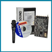 創新技術5.1聲卡PCI-E小卡槽內置聲卡KX精調包調試直播聲卡套裝