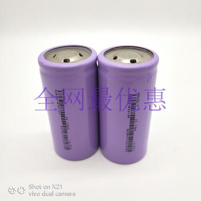 32650 32700迈科沃特玛纯三元锂电池 5Ah 6.5AH 3.6V 储能电池