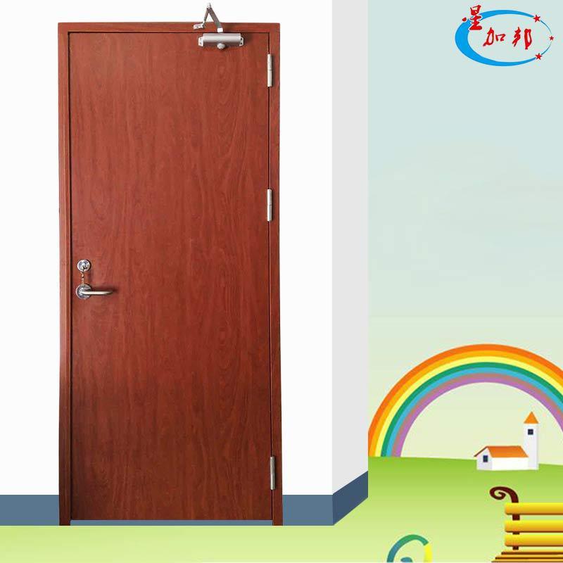 佛山塑鋼門生產廠家定制政府單位宿舍門培訓幼兒園學校教室專用門