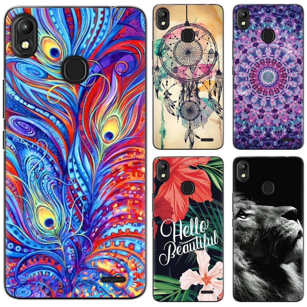 Infinix X609 Mobile Phone Shell Infinix X609 Mobile Phone Sets New Painted Tpu Soft Shell Factory Direct