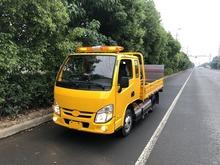 出口韩国 纯电动5吨电动货车(卡车)带升降平台