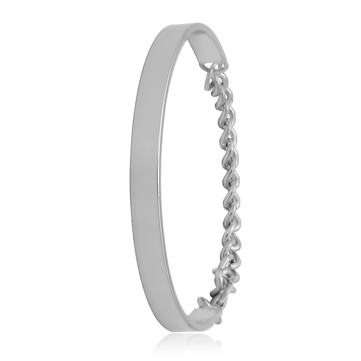 Cold wind business versatile metal jewelry NHXR135990