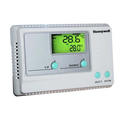 霍尼韦尔T9275独立控制器 霍尼韦尔液晶温湿度控制器T9275A1002