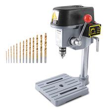 微型台钻/精密小台钻/高速 小型台钻 小铣床 全铜电机0-6.5mm