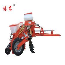 厂家直销气吸播种机 玉米免耕施肥播种机 山东德农机械型号多样