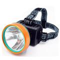 强光头灯大功率充电户外远射探照矿灯钓鱼灯一节电池日用百货