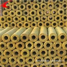 单品热销 管道保温隔热管壳 岩棉保温管壳 岩棉管 贴箔岩棉保温管