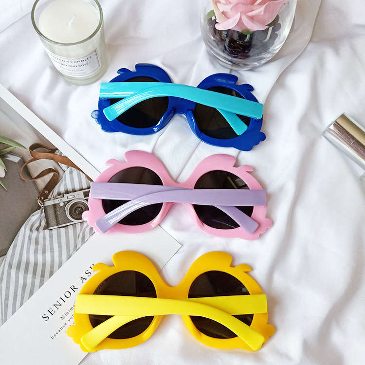 Children Polarized Silicone Fashion Sunglasses  NHBA282215