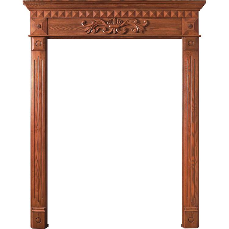 过道哑口套 实木原木装饰套 室内木门套窗套 门框