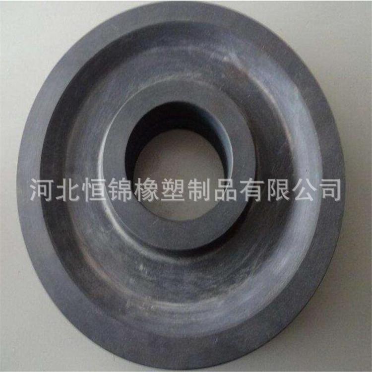 定做供应批发  塑料耐磨耐高温移动尼龙滑轮 专业生产 尼龙导向轮