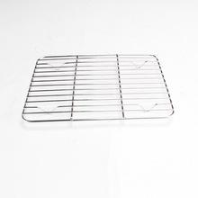 批发不锈钢烧烤架烧烤网户外厨房用品304加厚置物架沥水盘油网架
