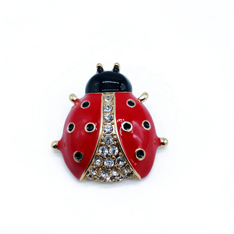 Alloy Fashion Animal brooch  (Photo Color)  Fashion Jewelry NHOM1417-Photo-Color