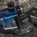 小城伊香品牌男士香水30ml清新男人味持久淡香海洋木质调古龙香水