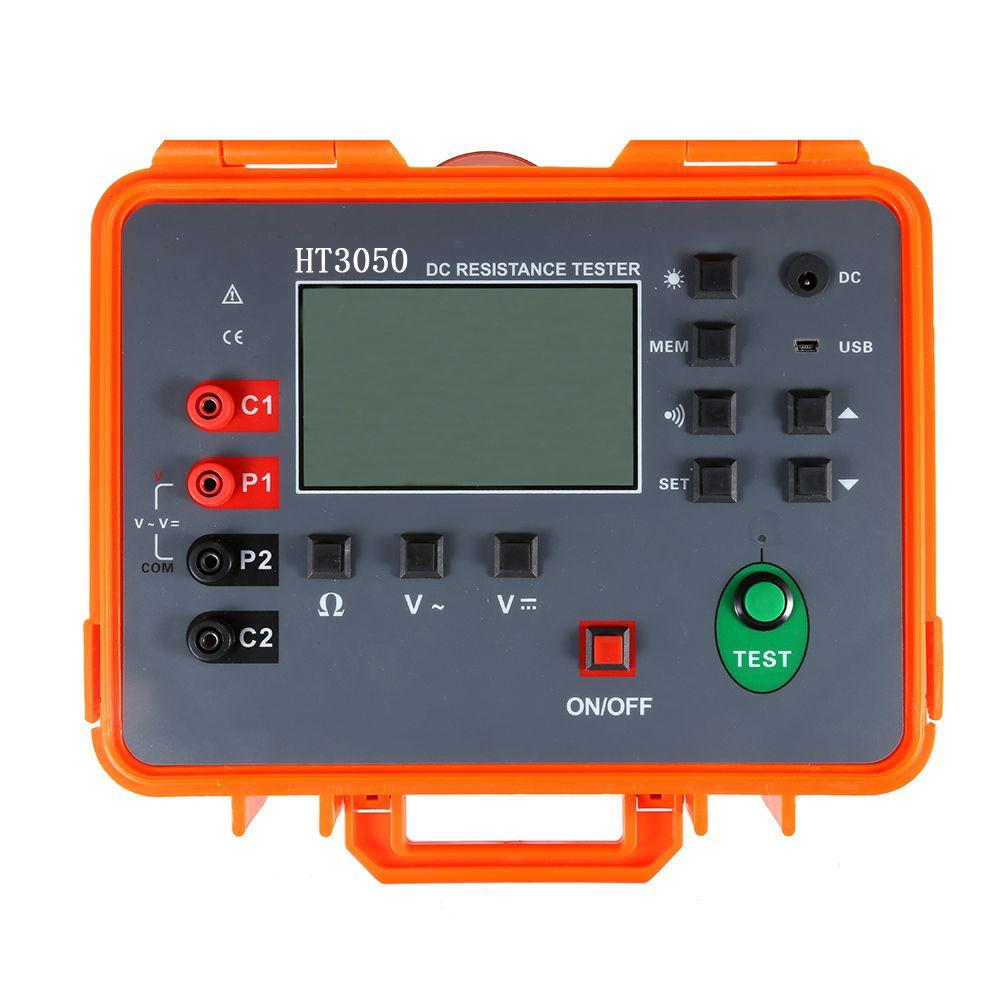 数字式等电位测试仪微欧计、欧姆计、直流接地电阻测试仪