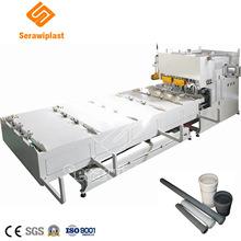 厂家直销各类塑料硬管扩口机SGK160全自动单烘箱优质管材扩口机
