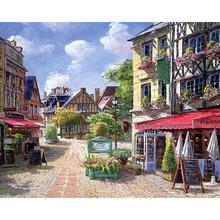 跨境一件代发数字油画diy动物花卉风景Shopify速卖通EBY亚马逊WIS