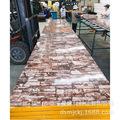 专业生产彩钢玻璃棉夹芯板  彩钢夹芯板 活动板房板 集装箱夹芯板