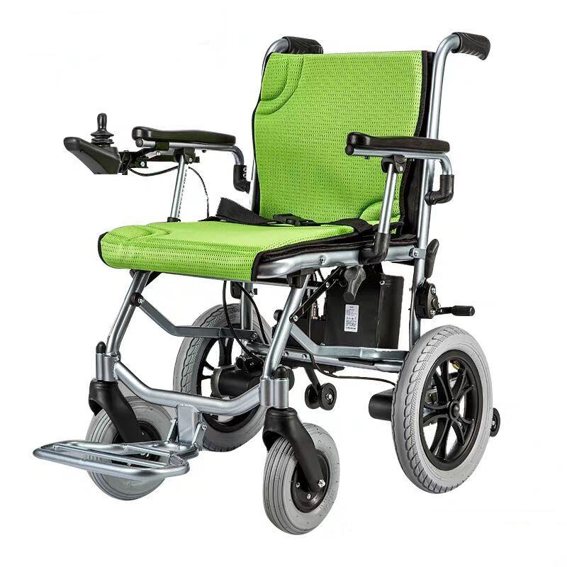 电动轮椅 互邦电动轮椅HBLD-C老人残疾人轻便带坐便老年人代步