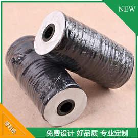 生产供应 封口油芯口罩绳 黑白跑马弹力带 束口口罩绳