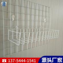 外贸厨房家具用品收纳篮 置物篮小筐白色挂超市展示
