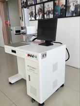 昆太木板激光打标机co2激光打标喷码镭雕机个性定制红酒瓶刻字机