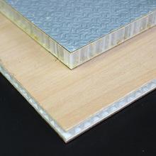 pp塑料蜂窝冷藏车厢板 玻璃钢复合车厢板 蜂窝芯结构强度高重量轻