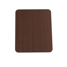 成都304拉絲不銹鋼板廠家定制 古銅發黑褐色不銹鋼裝飾板源頭廠家
