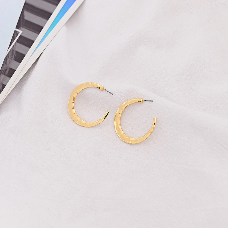 Alloy Fashion Geometric earring  (Photo Color)  Fashion Jewelry NHQS0567-Photo-Color
