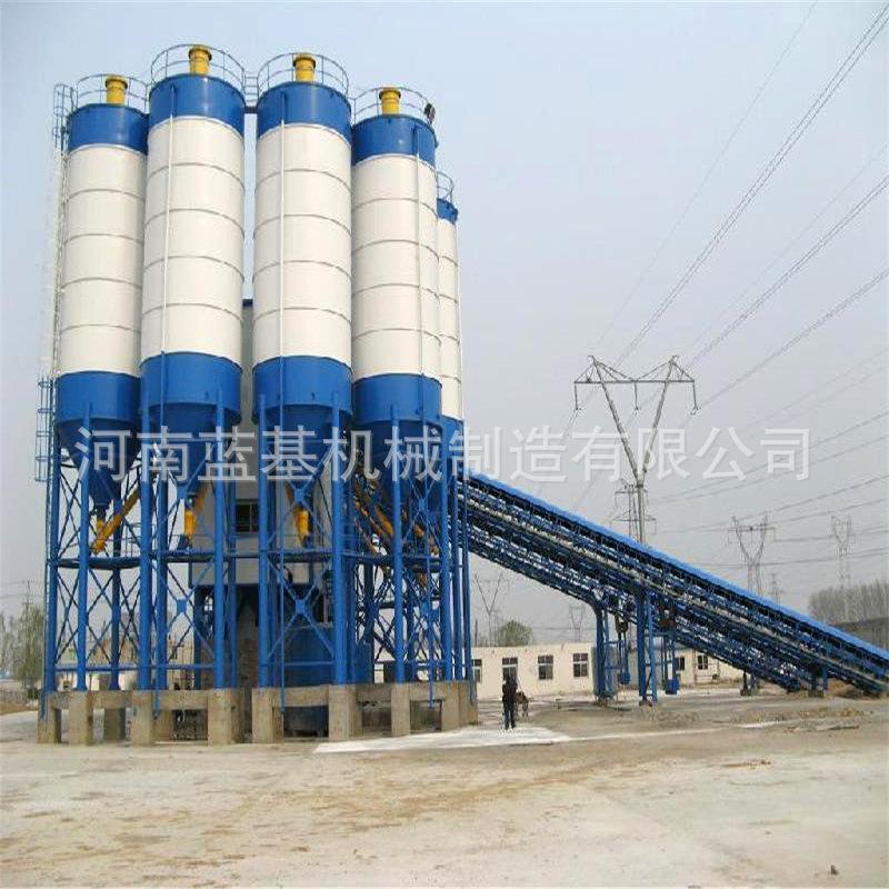 100吨散装水泥仓 加厚粉状原料储存仓 粉煤灰储料仓价格