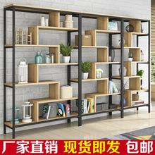 簡約書架置物架木質客廳組合隔斷屏風陳列架產品展示架茶葉柜花架