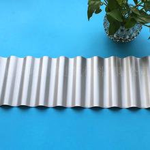 门头装饰波浪板 18-76-836型横装铝镁锰波纹墙面板