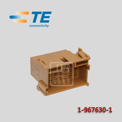 1-967630-1 TE/AMP泰科安普 连接器 胶壳间距5.0mm正品现货交期短