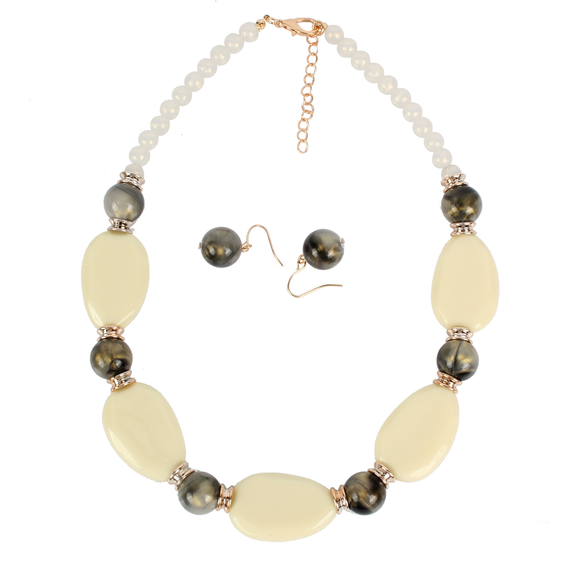 Womens Beads Plastic  Resin Necklaces CT190505120180