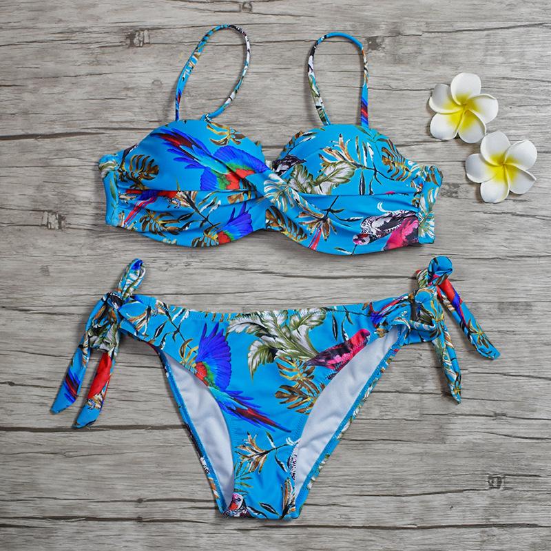 New bikini ladies swimwear trendy fashion bikini wholesale NHHL198985