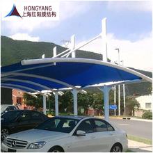 专业承接钢结构自行车棚工程/订做/加工/包安装/保质25年