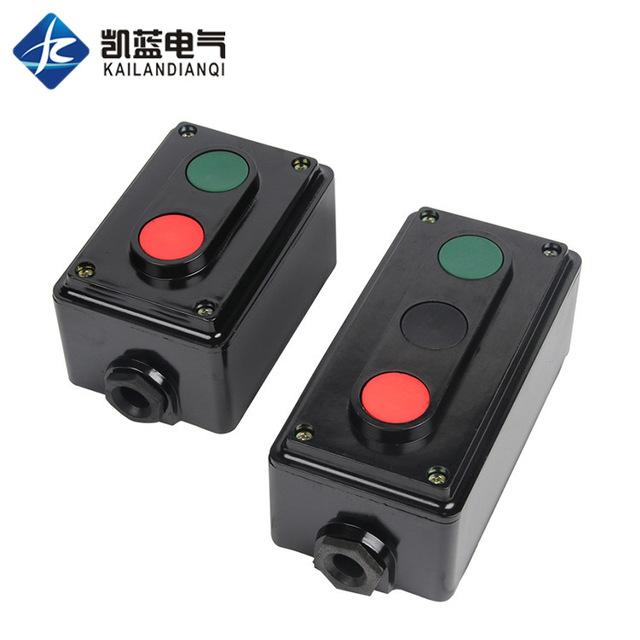 厂家直销 森奥 LA4-2H LA4-3H 控制按钮 按钮开关 批发