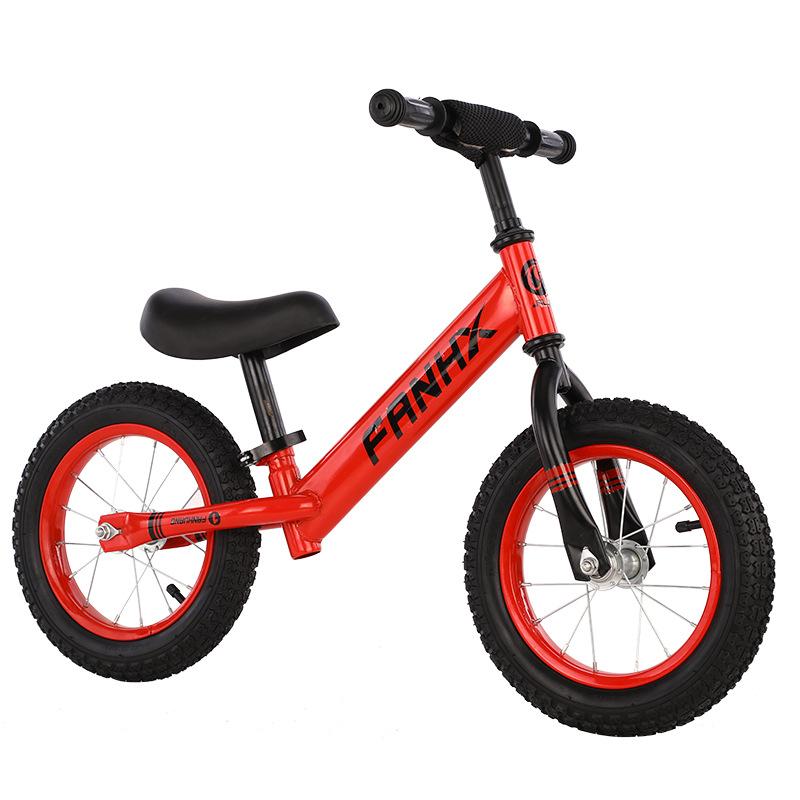 儿童平衡车无脚踏2-7岁14寸宝宝儿童滑步自行车平衡车溜溜学步车