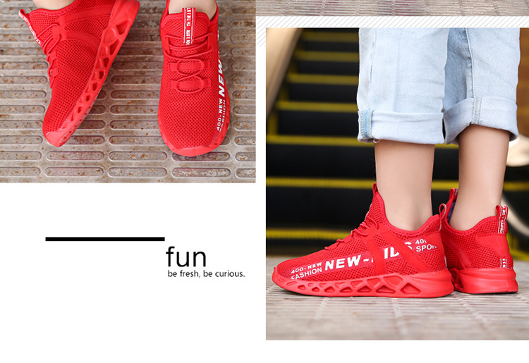 11277249772 1051559640 - Kid Running Sneakers Summer Children Sport Shoes Tenis Infantil Boy Basket Footwear Lightweight Breathable Girl Chaussure Enfant