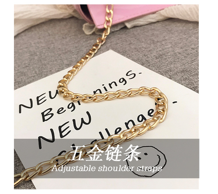 Fashion versatile embroidery line crossbody shoulder bag NHXC133594
