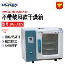 力辰科技 干燥箱202-00BS 電熱恒溫烘箱老化恒溫箱藥材烤箱