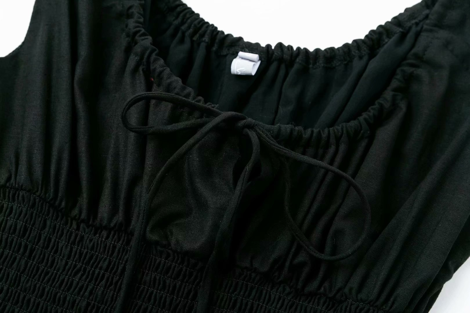 Polyester Fashionskirt(White-S) NHDS0699-White-S