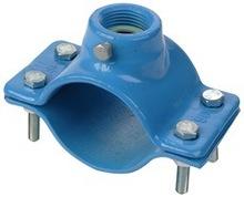 热销推荐EN545 伸缩器 长螺栓 球墨铸铁管件