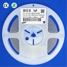2012電容器 0805 105K 1UF 25V X7R 10% 芯片陶瓷貼片電容 原裝