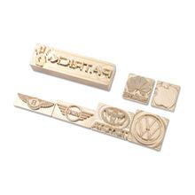 熱賣銅模烙印模logo定制CNC加工雕刻燙金版熱壓皮具蛋糕廠家直銷