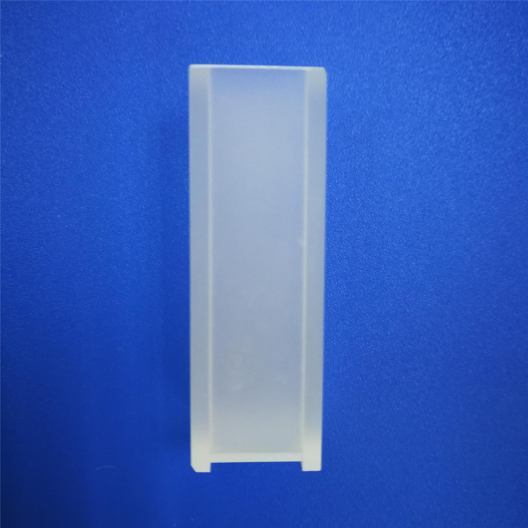 厂家直销上海雷磁COD-571测定仪专用比色皿实验室721型玻璃比色皿