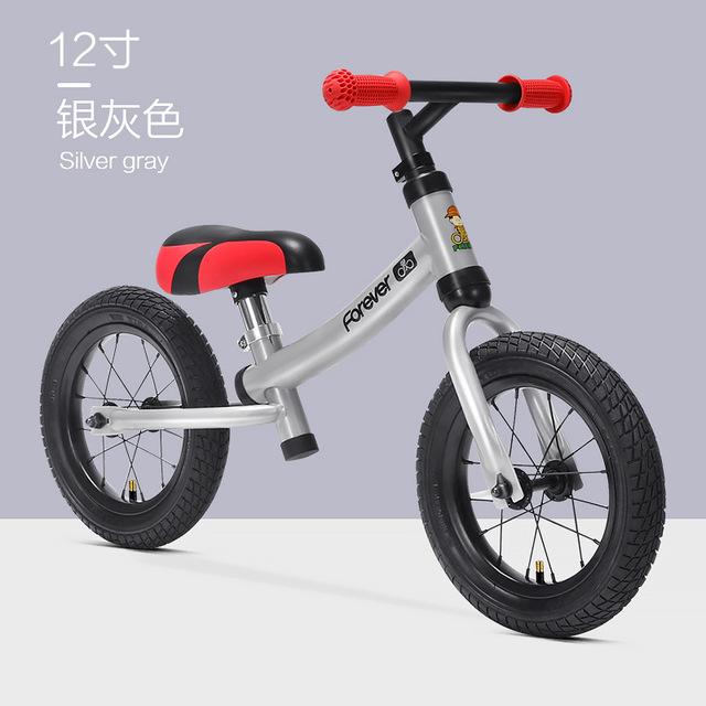 Xe cân bằng trẻ em vĩnh viễn 8/12/14 inch không cần đạp 2-3-6-8 tuổi Xe trượt trẻ em xe tay ga yo xe Xe đạp