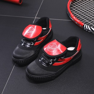 Pull back children's shoes children's sports shoes 2020 spring and autumn new boys running shoes girls student canvas shoes wholesale