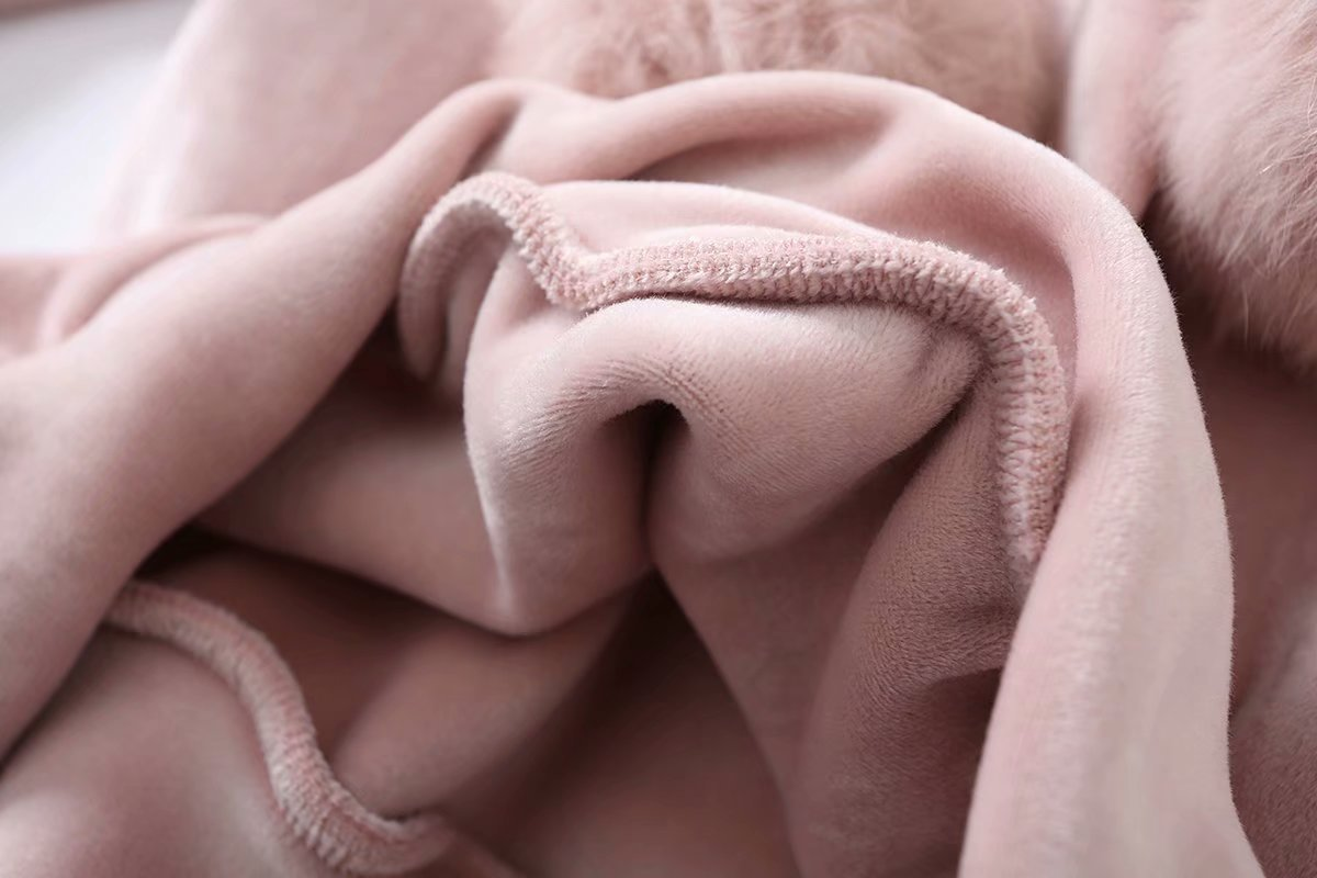 Polyester Fashioncoat(Pink-S) NHDS0742-Pink-S